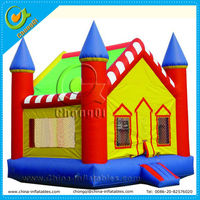 good price used commercial inflatable bouncers for sale, inflatable bouncer castle