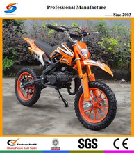 Hot sell dirt bike sticker and 49cc Mini Dirt Bike DB002