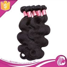 2015 Hot Selling Latest Style Virgin In Stock Yiwu Hair