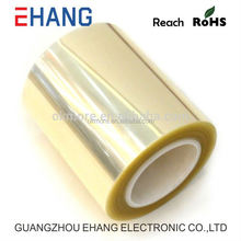 China supplier clear 0.125mm anti blue ray screen shield film roll