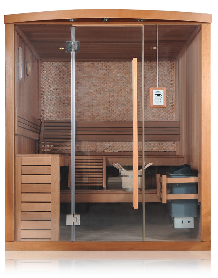 Wholesale High QualityTraditional Sauna Room With Accessories For Sale