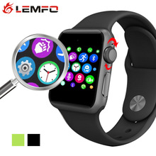 LEMFO LF07 bluetooth Smart Watch Clock Sync Notifier Support SIM Card Bluetooth for Apple iphone Android Phone Smartwatch