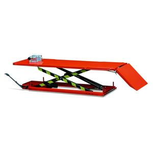 Hydraulic Motorcycle Scissor Lift Table