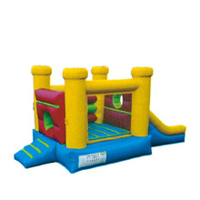 High Quality Small Cheap inflatable princess bouncy castle