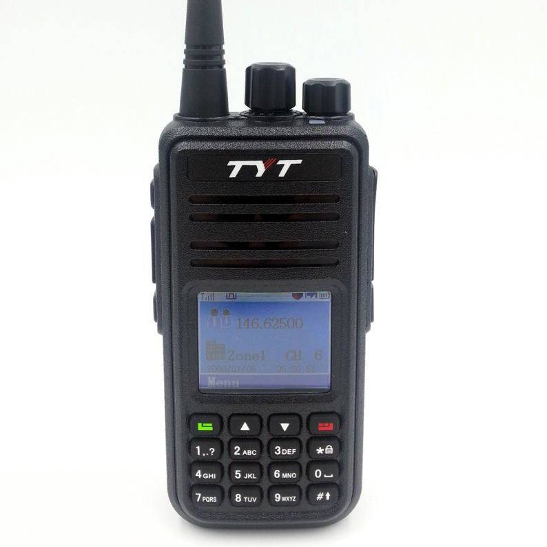 TYTERA Digital&Analog Compatible with Mototrbo radio with LCD TYTERA dmr digital radio transmitter