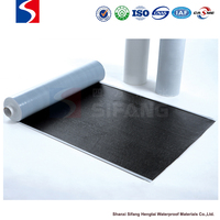 Made In China New Product Self Adhesive Sbs App Bitumen Waterproof Rubber Membrane