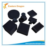 Cubic Shape Honeycomb Activated Carbon for Air Purification