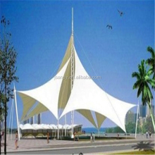 New design ETFE membrane structure 3 layer ETFE house with design and construction