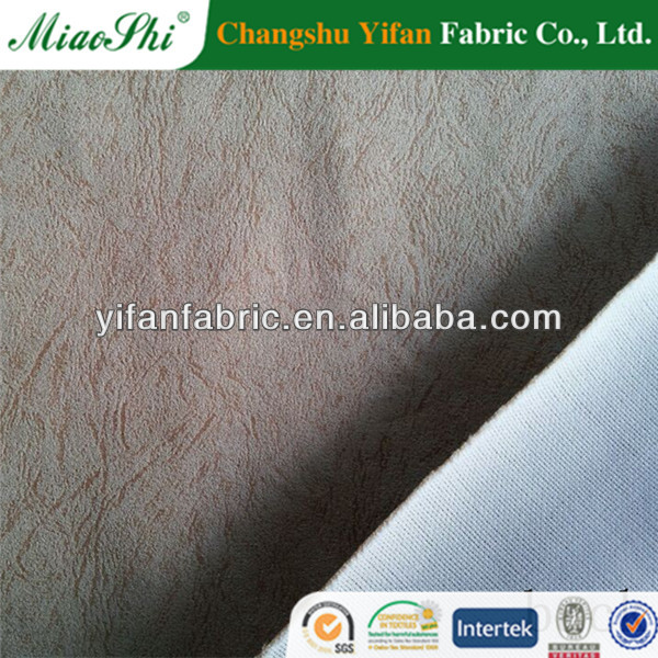 sublimation suede fabric