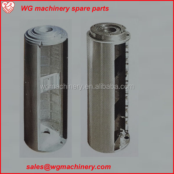 Spare Parts For Offset Printing Machine Rollers