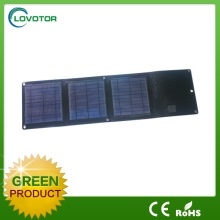 10W solar cell phone charger Foldable mobile charger solar panel