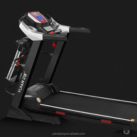 Pro fitness treadmill for home exercise DK-13