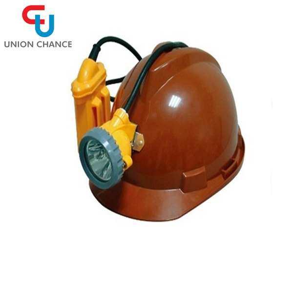 Nice Style Best Quality Mining Safety Helmet With Headlight