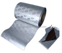 12-16micron Chocolate bar aluminum foil packaging
