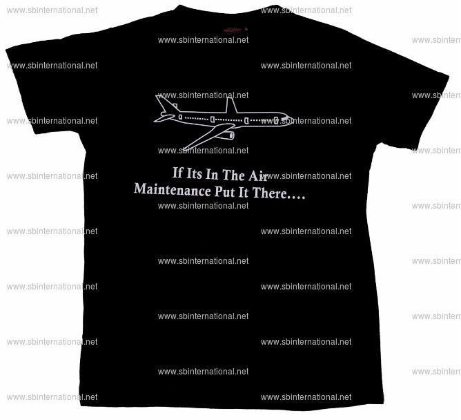 Custom Aviation Shirts