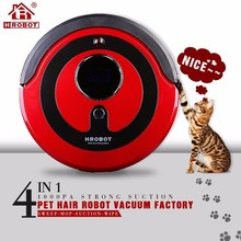 Home-use Vacuum Cleaner Robot 2017 wet dry vacuum cleaner