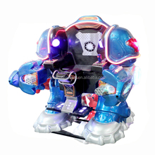walking robot kids ride on toys for game zone play area amusement park indoor outdoor playground