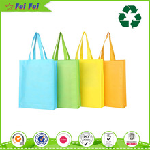Reusable Unique Custom Print Fabric Shopping Bag Wholesale With Handle