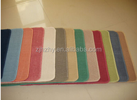 Polyester material distinctively colored wholesale fleece fabric with good quality but low price