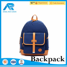 Korean new fashion bags for 15 laptops classic beautiful backpack