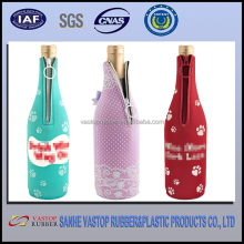 SGS Portable Customized Decorative Wine Bottle Covers