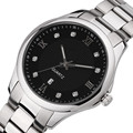 New Japan Movement Quartz Watch Stainless Steel Wrist Watch