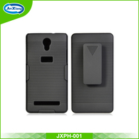 High quality holster combo cover case for Hair G30 with stripe pattern