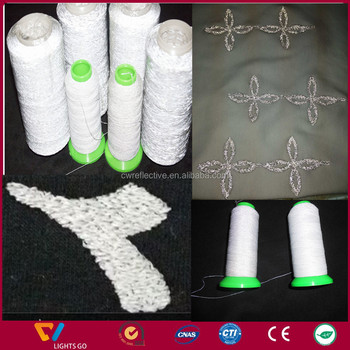 reflective embroidery thread/reflective sewing thread/Reflective thread 3M