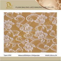 Bailong High Quality Elegant Heavy Lace Fabric