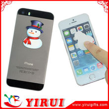 YS156 snowman shape mobile phone screen sticky cleaner prices
