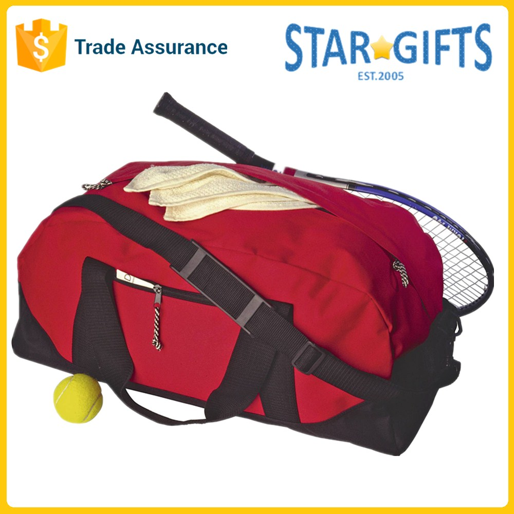OEM Sevice Polyester Sports Duffle Bag