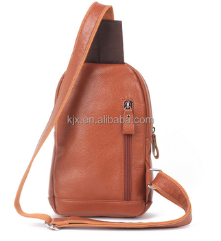 2017 New Style Leather Chest Bag Manufacturer