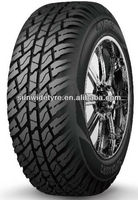 Off - road Cross-country passenger car tyre 215/75R15