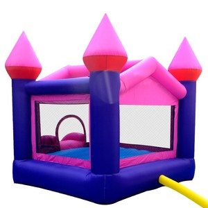 Inflatable Bouncy Castle With Water Slide for sale