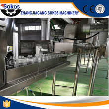 water packet packing machine of water filling machine