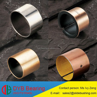 SF-1S Steel backed mould using shaft bushing/Bronze teflon DU bush/SF-1 SF-1S oiless bearing