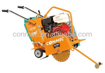 HIGH EFFICIENT!MIKASA TYPE CONCRETE CUTTER MACHINE CC140 WITH HONDA ENGINE