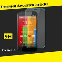 0.33mm thickness anti-glare for Motorola Moto G XT1032 tempered glass screen protector welcome oem/odm