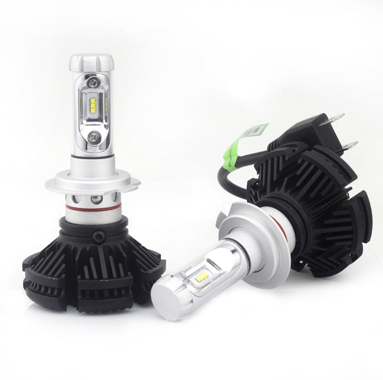 X3 Led Headlights bulb H7 LED Car Headlight