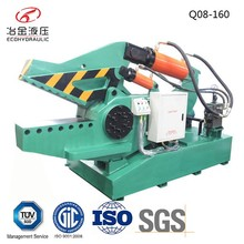 hydraulic scrap iron aluminum cutter alligator metal shear