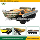 XBH 8X8 Amphibious vehicle with air cushion crossing rive car special transportation vehicle ATV