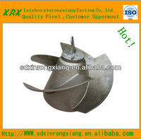 Impeller Grey iron casting,ductile iron casting,stainless steel casting pump impeller