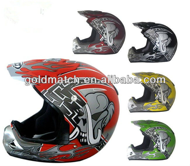 DOT ECE CROSS motorcycle HELMET