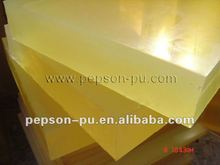 PU SHEET for machinery bufferring parts