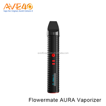 personal dry herb vaporizer vapor max flowermate aura g5 vaporizer dry herb and oil