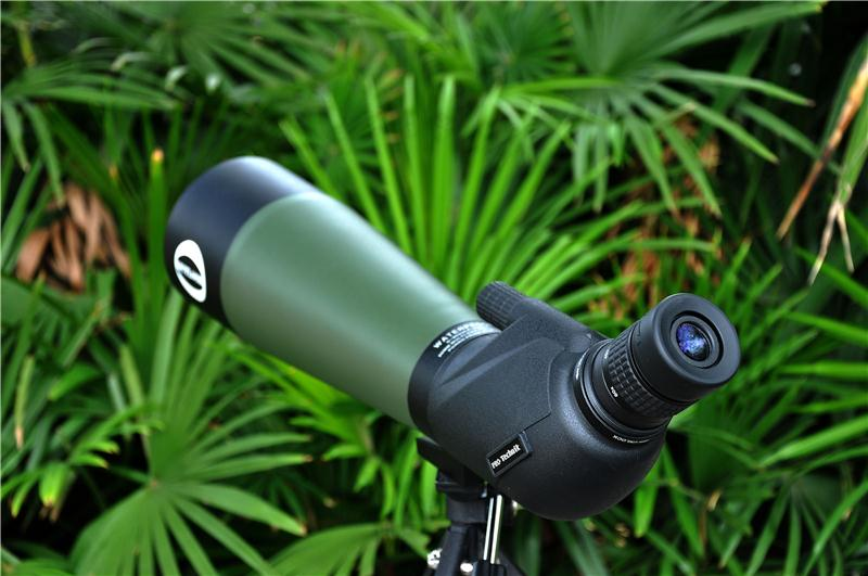 China supplier hotsell 20-60X80 video spotting telescope