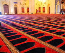 good quality and loow price PP wilton carpet for mosque