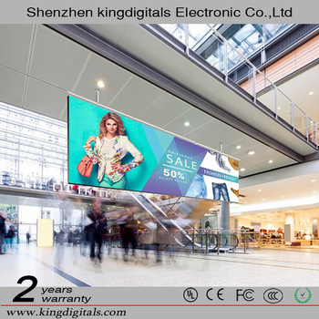 Hot sales Indoor full color RGB P4 HD led display in global market