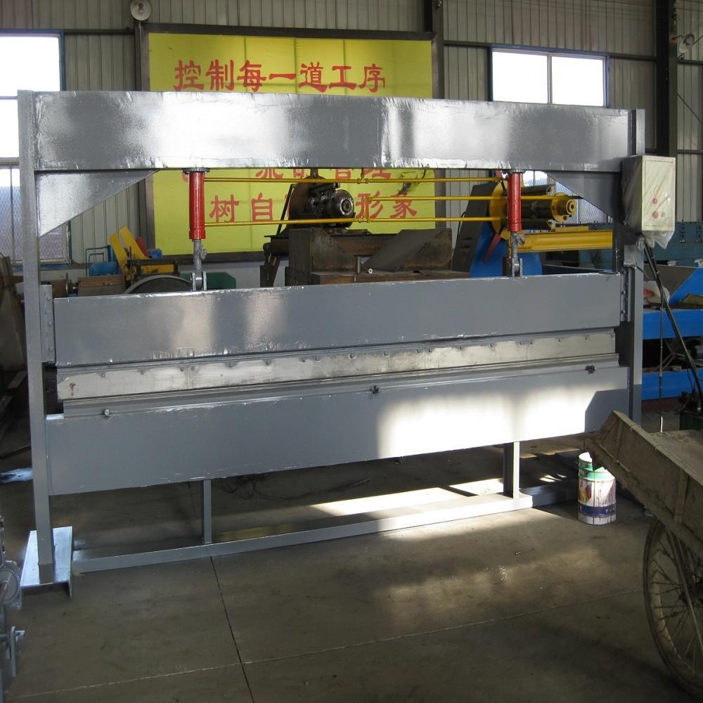 manual sheet metal bending machine