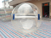 Excellent inflatable bubble ball water ball water walking ball